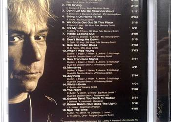 Eric Burdon. Płyta CD.