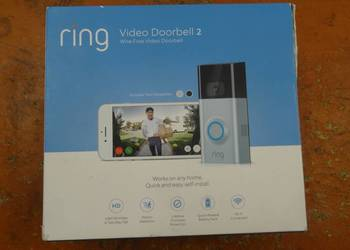 Video dzwonek Ring Doorbell 2
