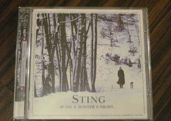 "Sting ""If On A Winter's Night"" - idealne na prezent!"