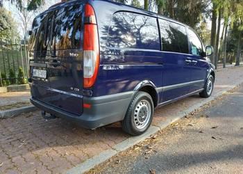 Sprzedam Mercedes Benz Vito 2.2 CDI W 639 115 KM z 2009r.