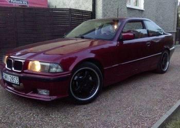 BMW e36 m50b20 lpg coupe ZAMIENIE
