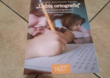 Lubię Ortografięzmiekczenia '' Zestaw ćwiczeń  kl 1-3