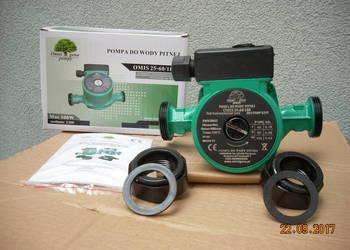 Pompa obiegowa C.O. Omnigena OMIS 25-60/180 śrubunki