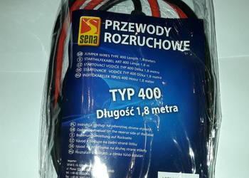 KABLE przewody rozruchowe Typ 400 1,8mb