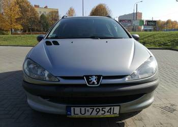 Peugeot 206 sw 1.4 benzyna