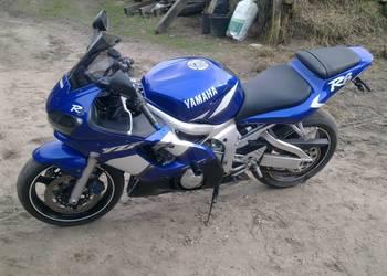 Yamaha R 6 2001 Łódzkie