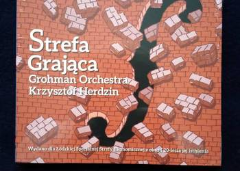 Strefa Grająca. Grohman Orchestra Krzysztof Herdzin