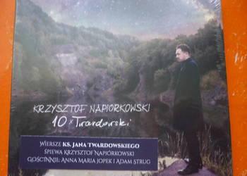 Płyta CD Krzysztof Napiórkowski 10 x Twardowski Jopek Strug