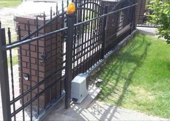 Instalacje siłowników do bram,wideodomofonów, napędu do bram