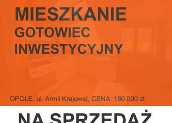 Sprzedam mieszkanie GOTOWIEC inwestycyjny Opole
