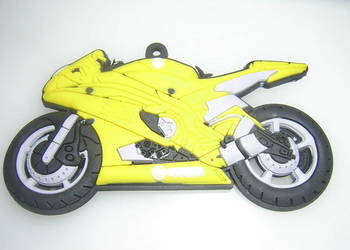 Yamaha motocykl motor magnez na lodówkę