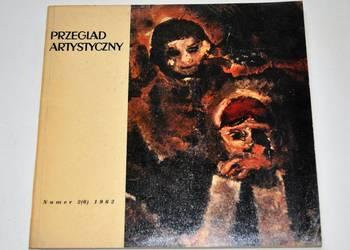 Przegląd artystyczny nr 2 (6) 1962r