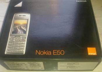 Oryginalna Nokia E50 Komplet Orange
