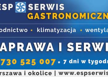 Chłodnictwo Klimatyzacja Warszawa - naprawa i serwis