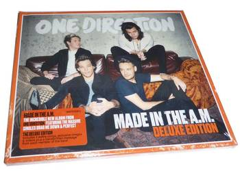 ONE DIRECTION Made In The A.M. Deluxe Edition [CD]