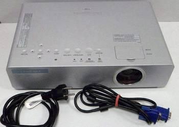 Super projektor multimedialny HD Panasonic PT-LB80, o bardzo