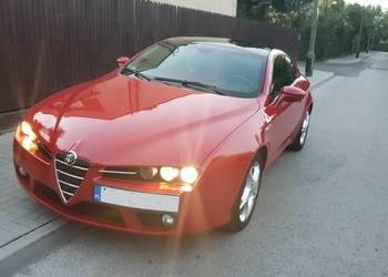 Alfa Romeo Brera SKY VIEW, Salon Polska
