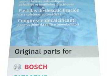 ODKAMIENIACZ DO EKSPRESÓW 6 X 18G Siemes Bosch