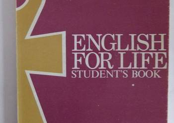 ENGLISH FOR LIFE STUDENT'S BOOK MEETING PEOPLE