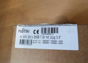 Używany, NOWE dyski twarde 250GB Fujitsu,DELL,HP, WD2502ABYS na sprzedaż  Tarnowo Podgórne