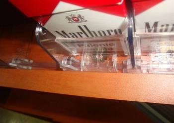 popychacz, do papierosów, podajnik, na papierosy, przegroda