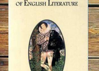 An Anthology of English Literature vol1  Beowulf to Milton