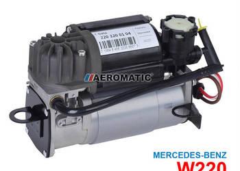 Kompresor pompa airmatic Mercede E W211 S W220 AEROMATIC