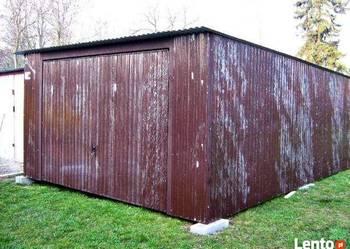 Garaż 3.5x5/garaz blaszany / garaże / hala / wiata