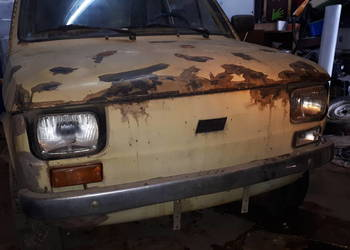 Fiat maluch 126p 650 83r