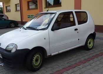 Fiat seicento 1.1. gaz van tanio