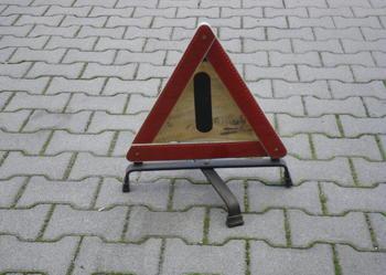 Sprzedam znak ostrzegawczy