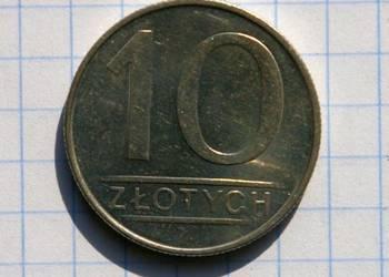 10 ZŁOTYCH 1988 ROK - POLSKA