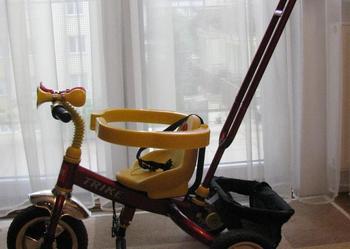 Rower LEXUS TRIKE  - dla dziecka od 1-3 lat - stan idealny.