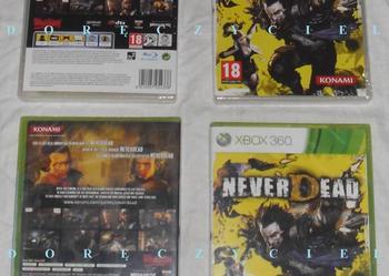 Gra NEVERDEAD Xbox 360 lub PS3 - Nowa