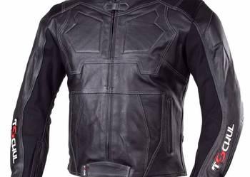 TSCHUL 850 (M/L) kurtka motocyklowa SKÓRA berik/seca/held