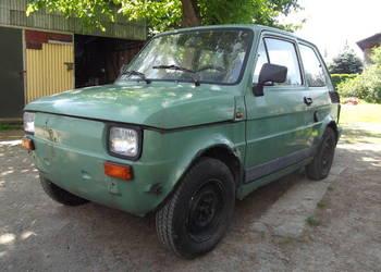 Fiat 126p na części
