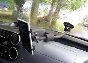 Giętki uchwyt do szyby samochodowej 40cm na tablet telefon