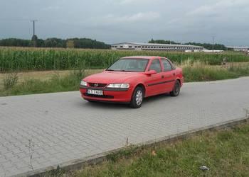 Sprzedam Opel Vectra 1.6+LPG
