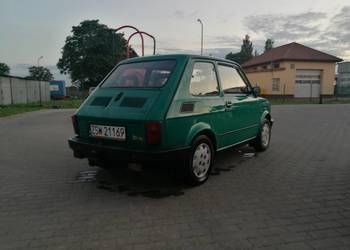 Fiat 126 Elegant Zamiana Cinquecento
