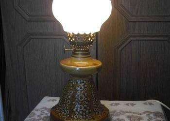Lampa naftowa elektryczna
