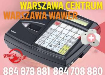 Kasa fiskalna Warszawa Elzab Mini Warszawa Centrum
